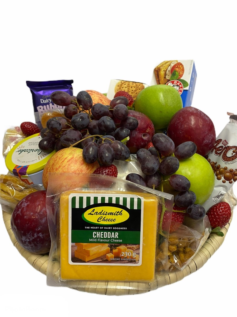 Fruit, Savoury and Chocolate Hamper